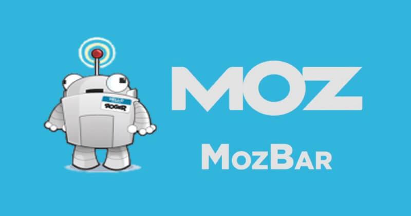 SEO MozBar
