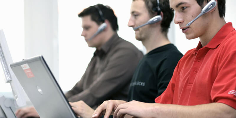 Soporte técnico de servidor web