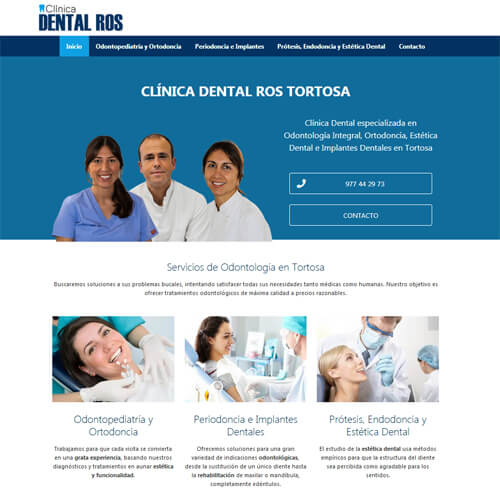 Clinica Dental Ros