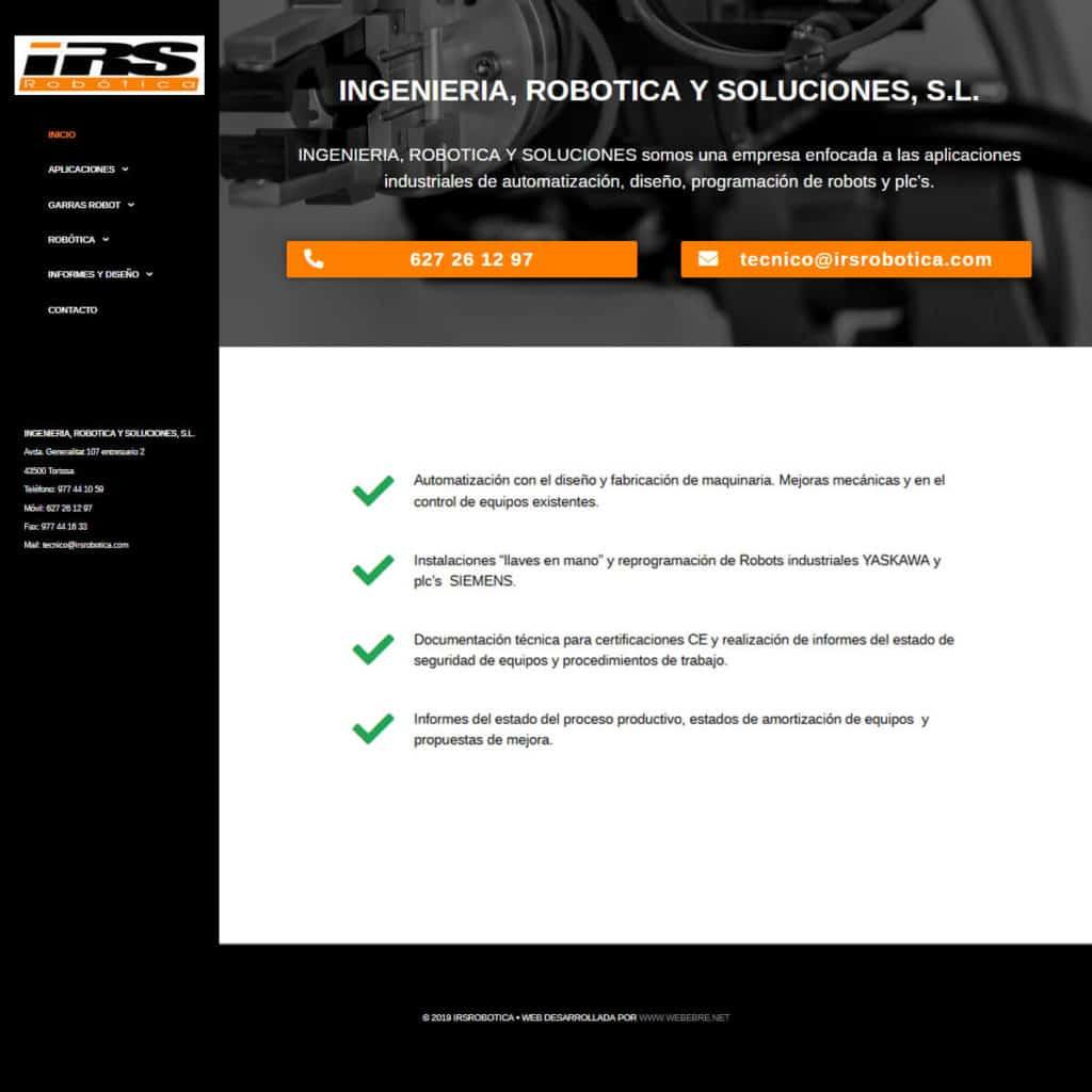 www.irsrobotica.com